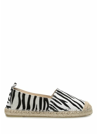 Blender Originated Espadril Zebra